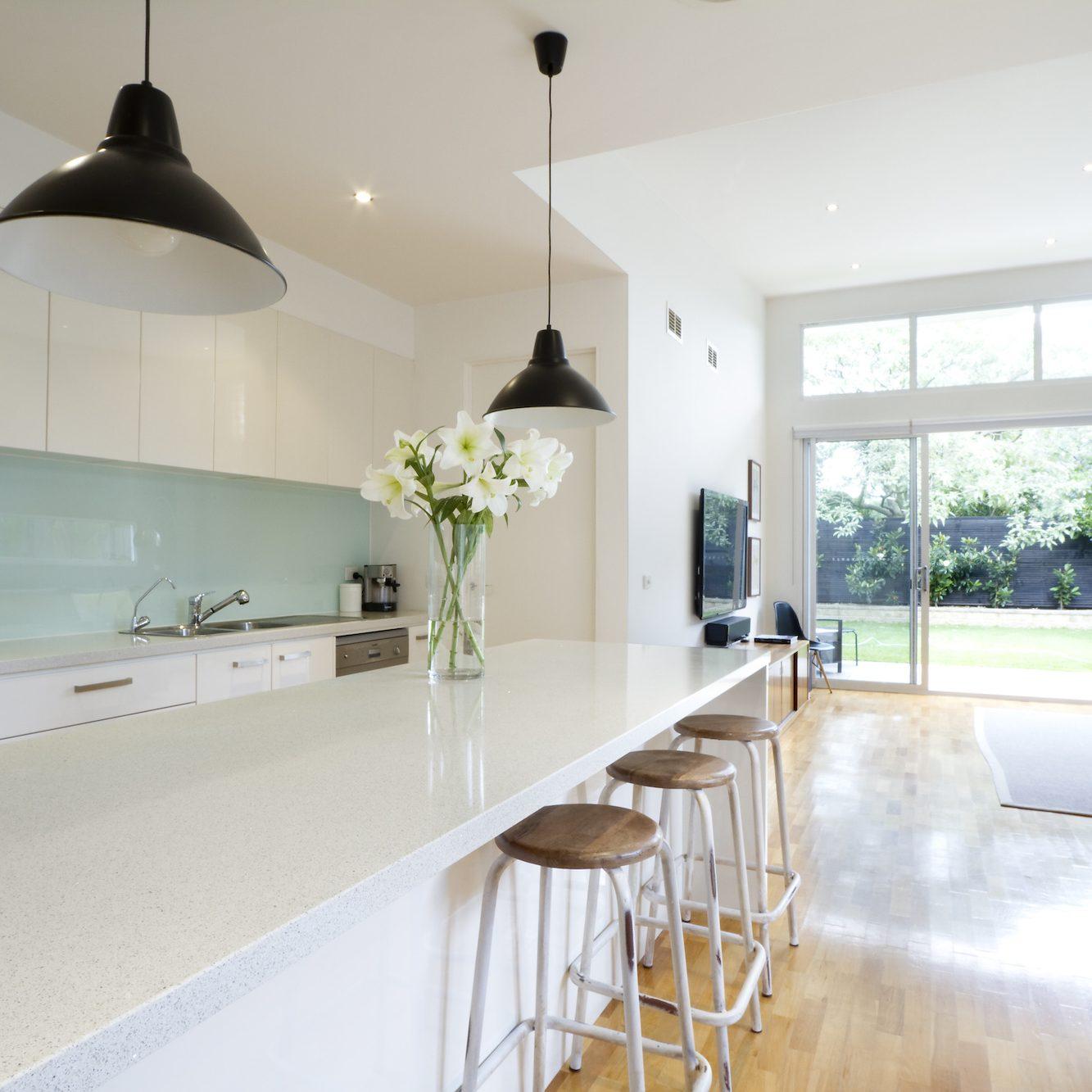 Küche als Lebensraum